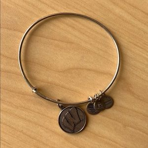 Alex and Ani WI Badgers Bracelet